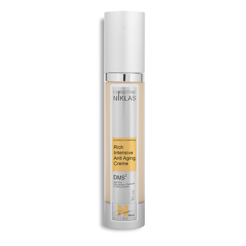 Rich Intensive Anti-Aging Creme von CHRISTINE NIKLAS