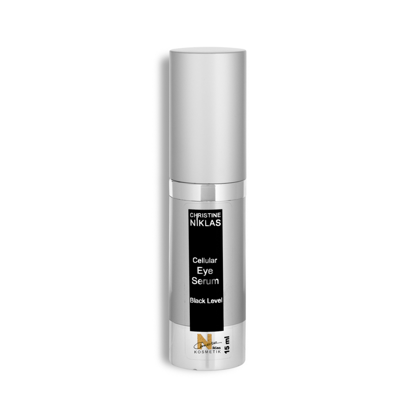 Cellular Eye Serum Black Level von Christine Niklas