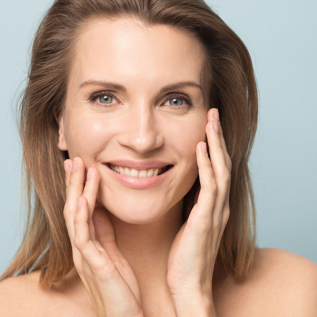 Botoxlike-Kosmetik gegen Mimikfalten
